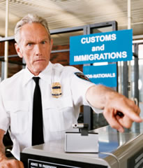 customs agent